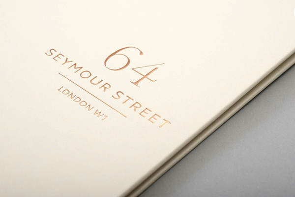Creating a stylish brand for a new boutique residential development.