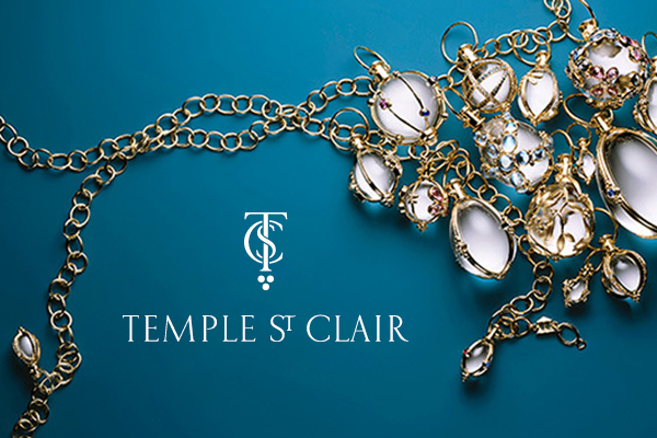 Launching a new jewellery brand for Tiffany & Co.