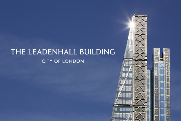 Branding London's most important new building.